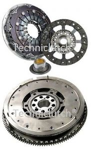 DUAL MASS FLYWHEEL DMF & COMPLETE CLUTCH KIT BMW 5 SERIES M
